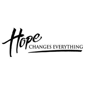 Hope changes everything Design