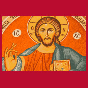 Jesus Icon Design