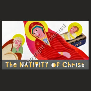 The Nativity of Christ Design