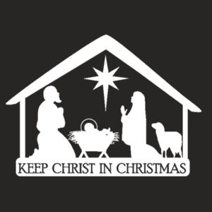 Keep Christ in Christmas 2 Design