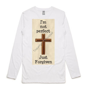 Im Not Perfect Just Forgiven Thumbnail