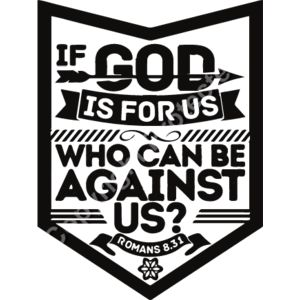 Romans 8:31 If God is for us, who can be against us? Thumbnail